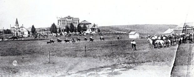1913 Nezperce Horse Racing Association