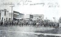 1909 Railroad 1st Anniversary
